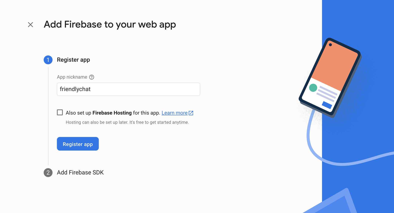 Enregistrer la capture d'écran de l'application Web
