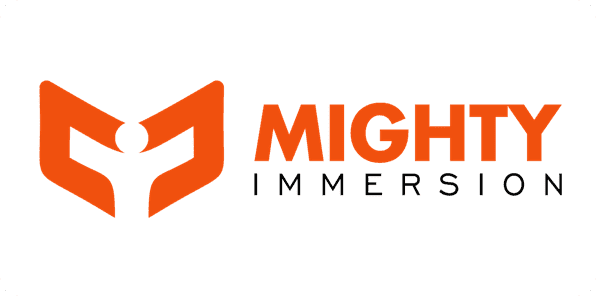 Mighty Immersion logo