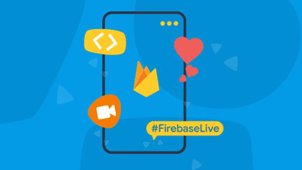 Firebase Live 2020 illustration