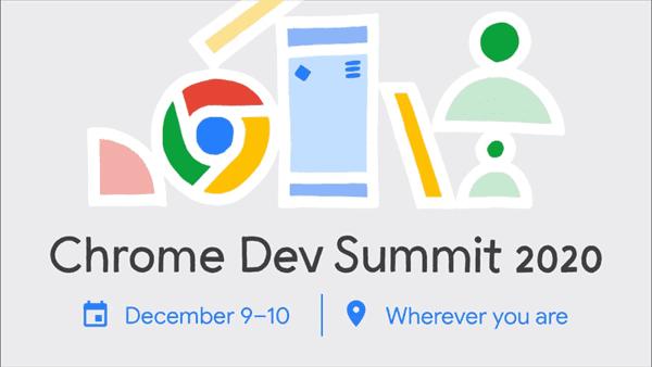Chrome Dev Summit illustration