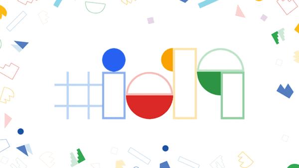 Google I/O 2019 illustration
