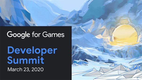 Google for Games Developer Summit 2020 illustration