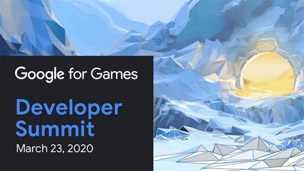 Google for Games Developer Summit 2020