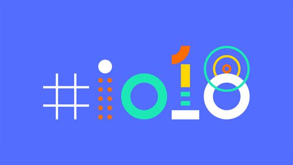 Google I/O 2018 illustration