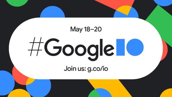Google I/O 2021 illustration