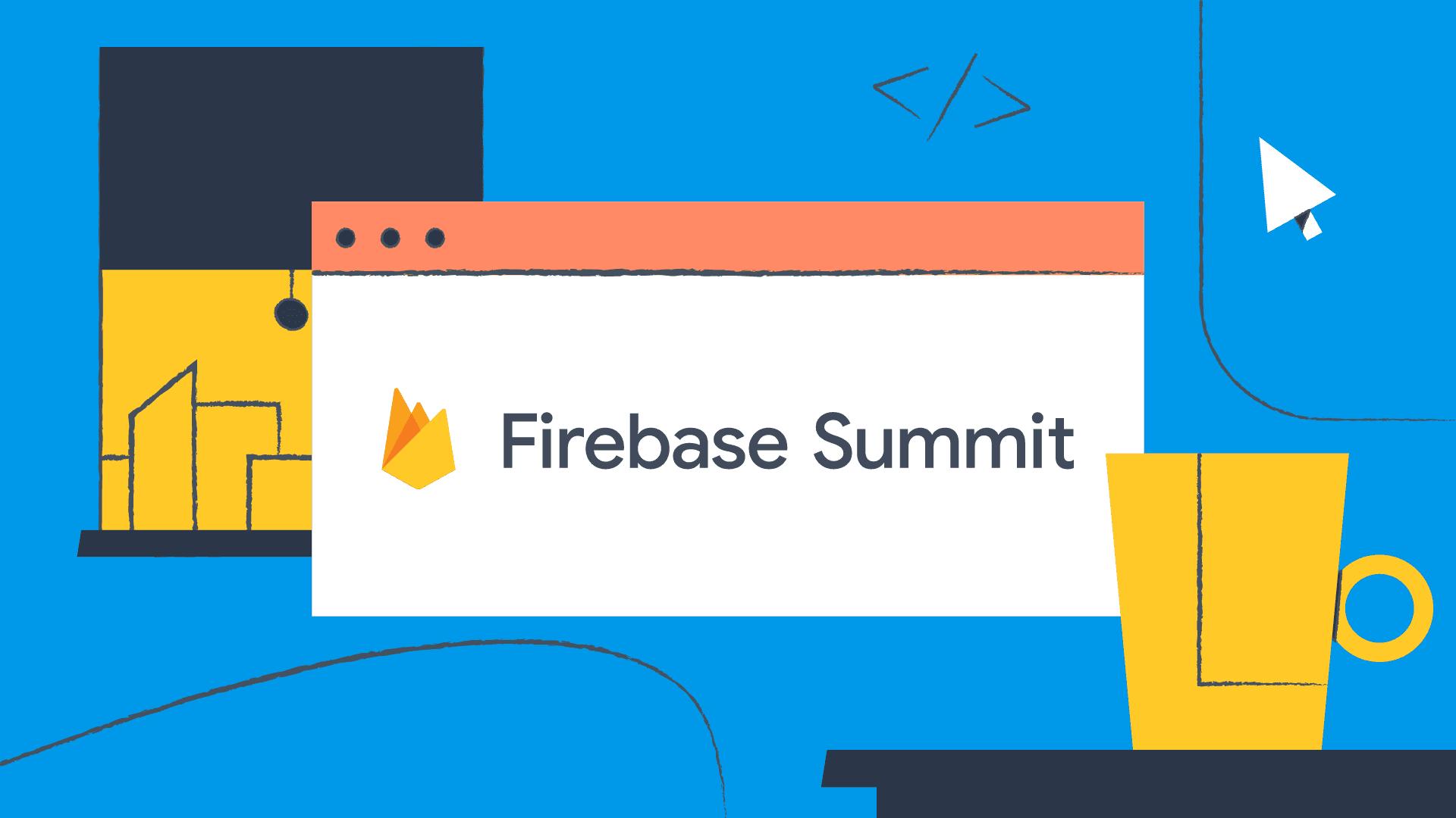 رسم توضيحي لقمة Firebase