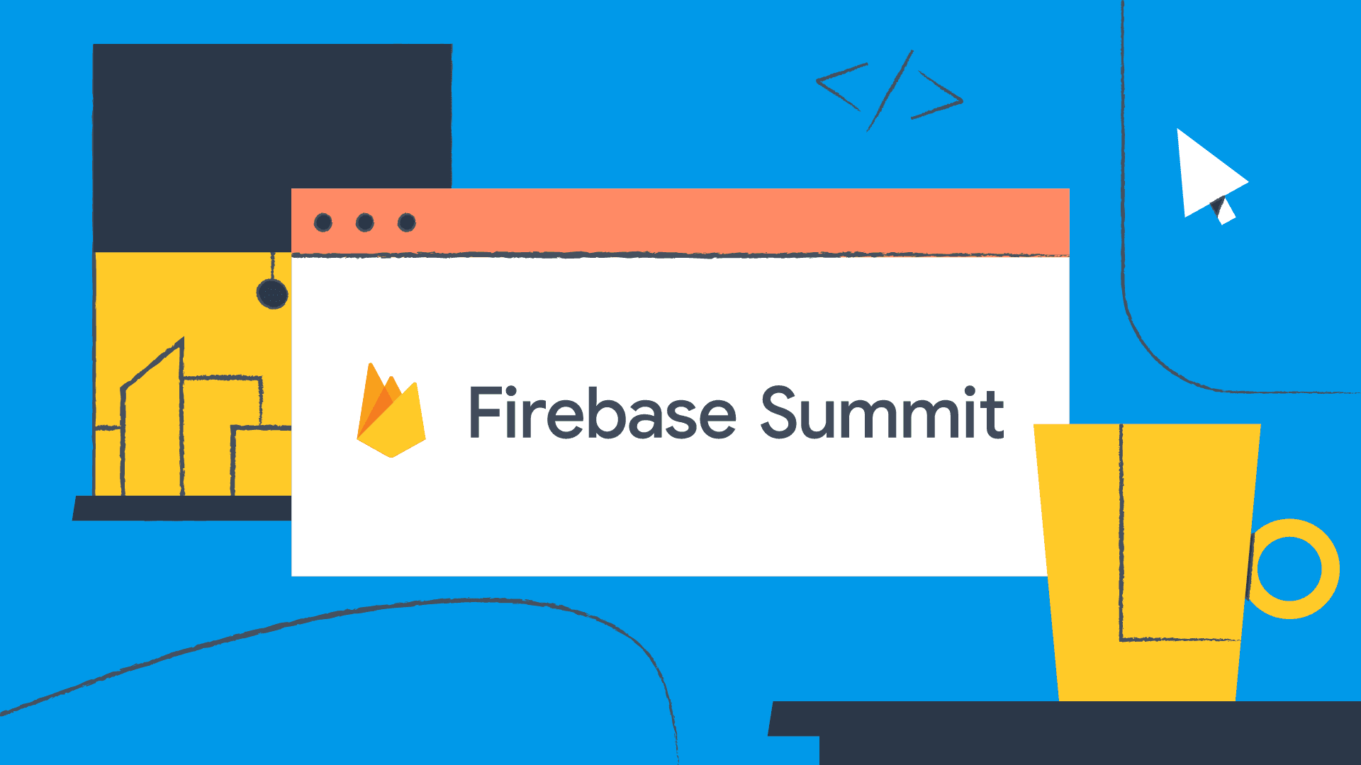 Firebase Summit Illustration