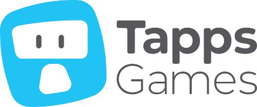 Логотип Tapps Games