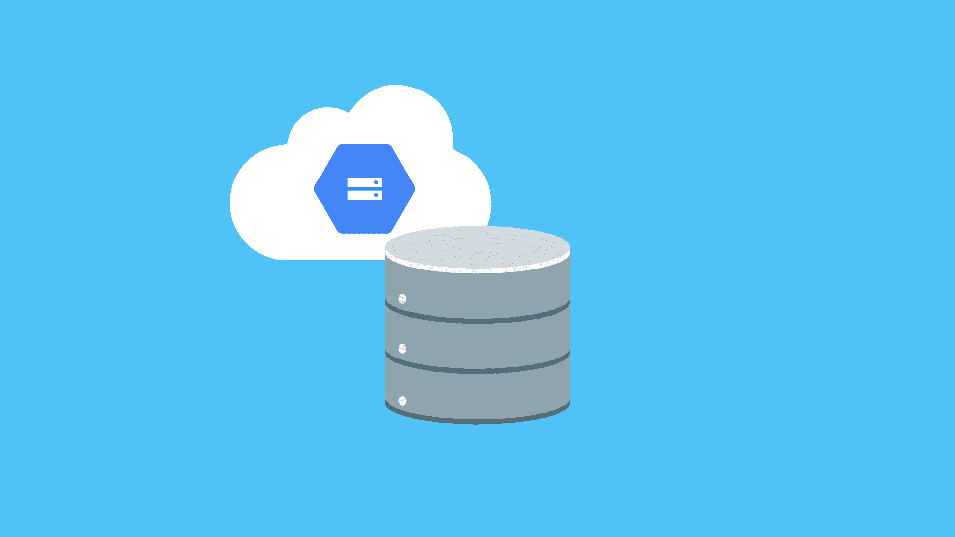 Database cloud