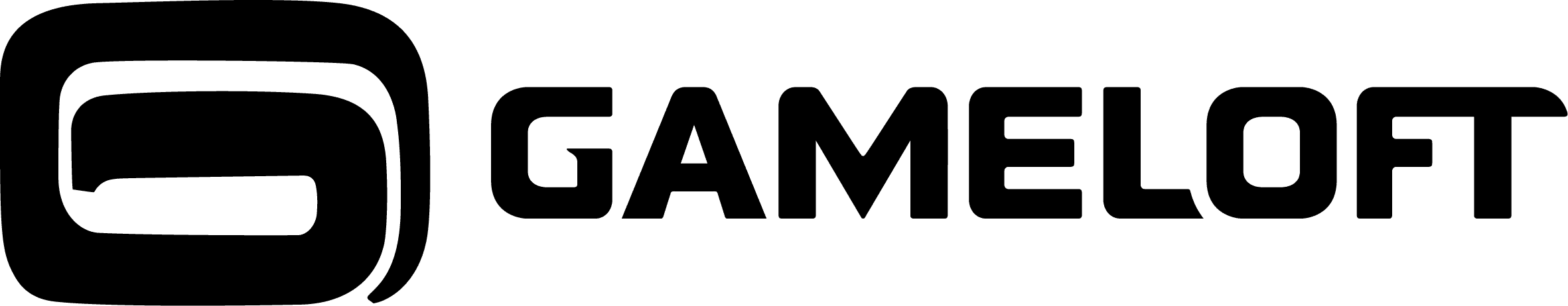 Логотип Gameloft