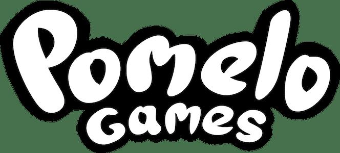 PomoloGamesのロゴ